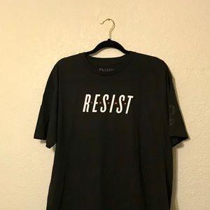 Resist Trump -Sierra Club T-shirt, X-L
